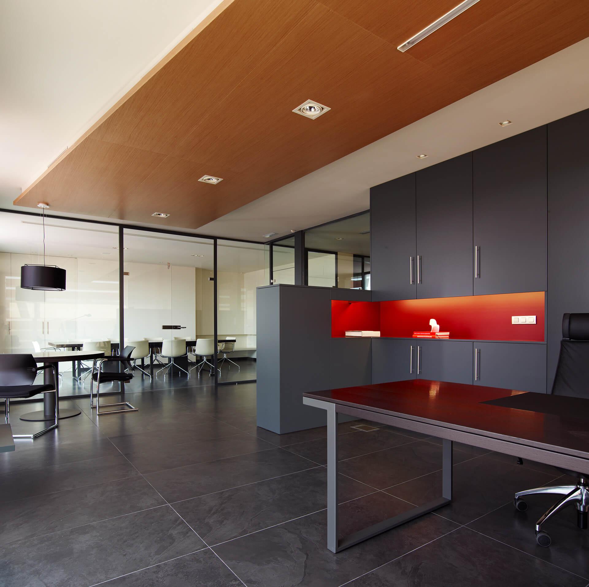 Colefruse Internacional, Oficinas | Carpintería Mabima, Alicante