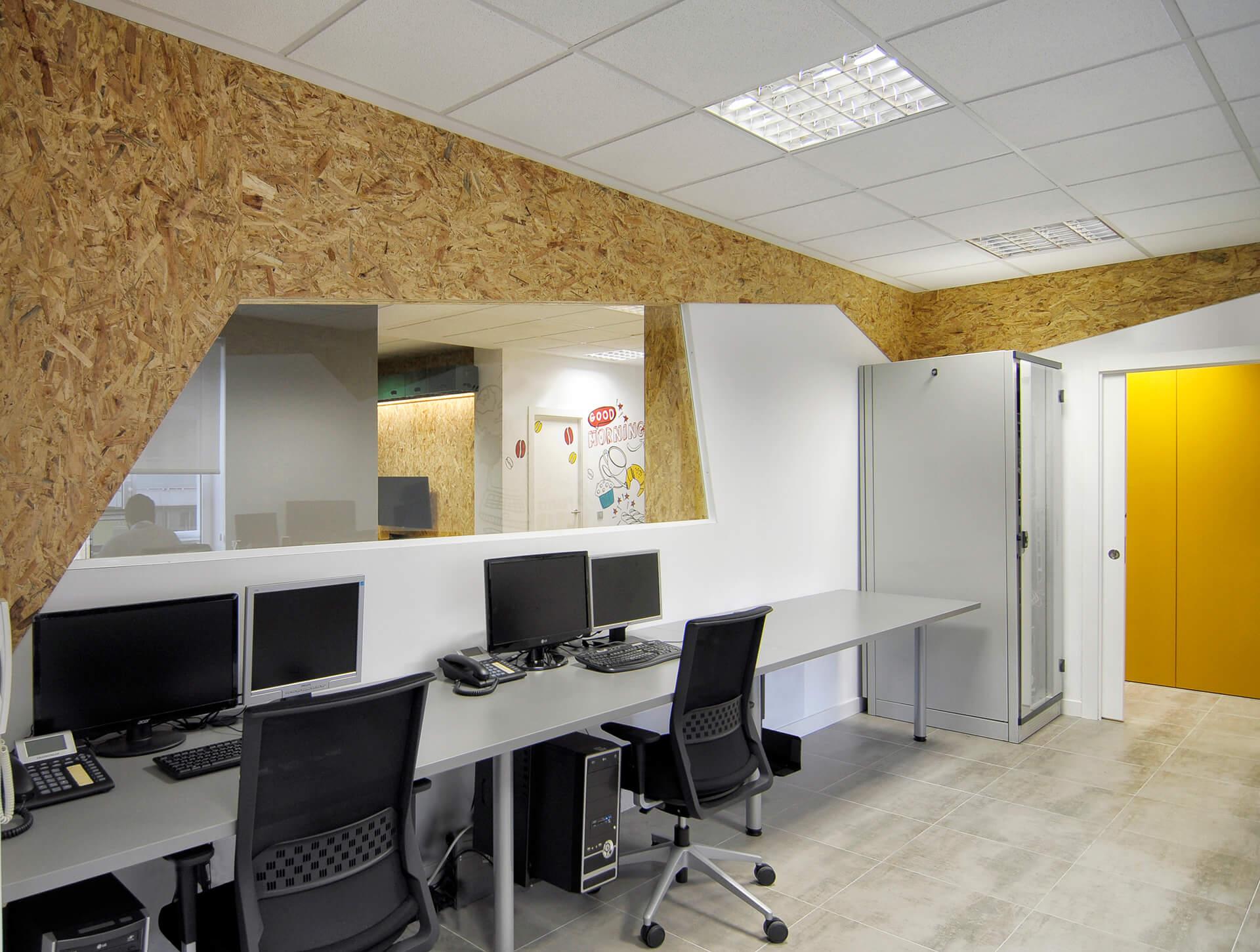 PC_COM Oficinas | Carpintería Mabima, Alicante