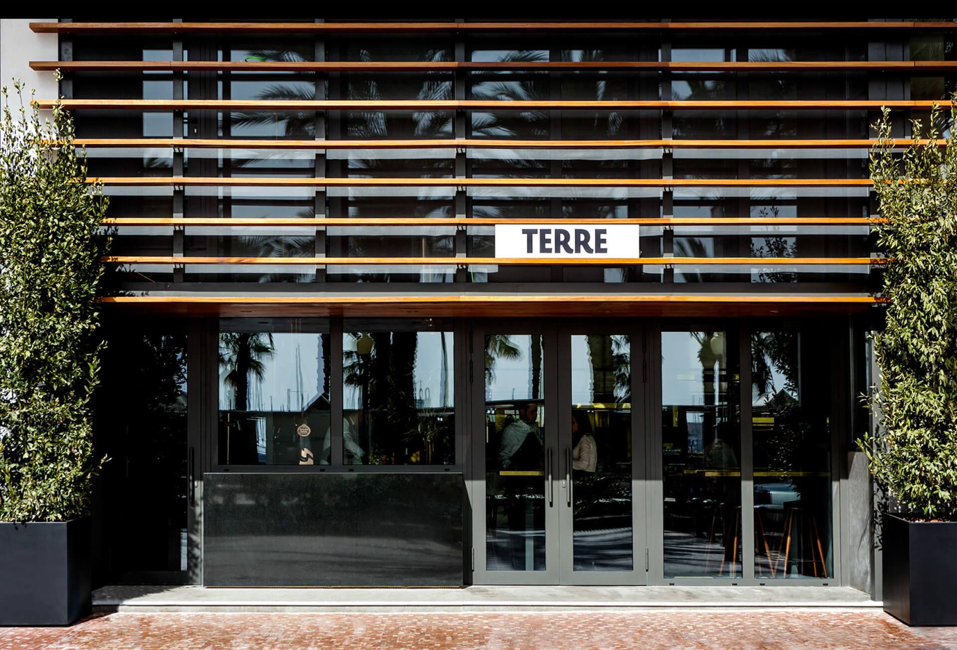 Restaurante Terre | Carpintería Mabima, Alicante